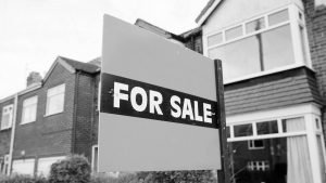 Selling Residential Property With A For Sale Sign