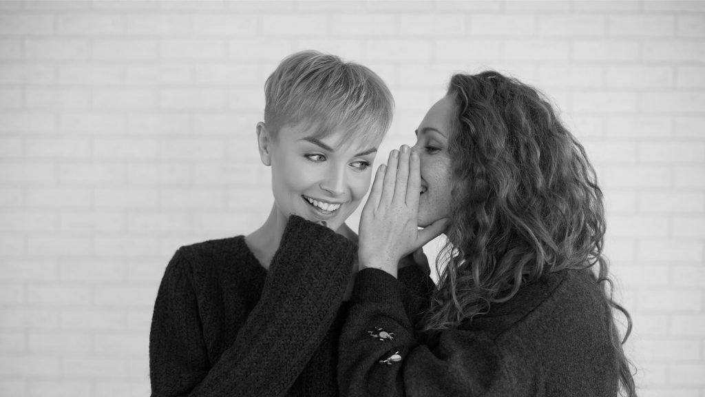 Girls Talking Business Libel and Slander