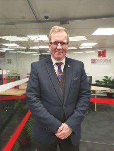 Alan Lewis Non Executive Director
