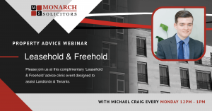 Leasehold and Freehold Event