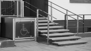 Wheelchair access employers duty to make reasonable adjustments