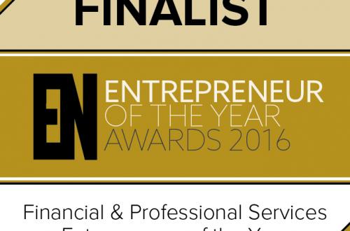 Financial Professional Services Entrepreneur (2016)
