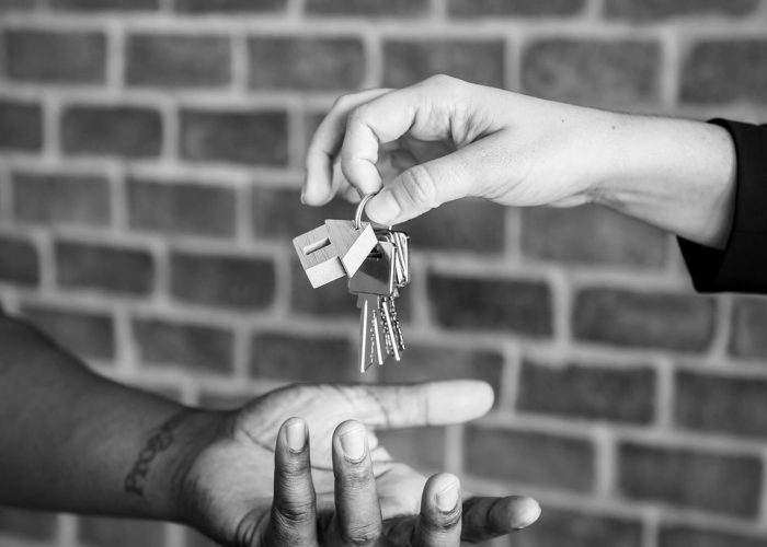 Exchanging Keys After Buying Residential Property