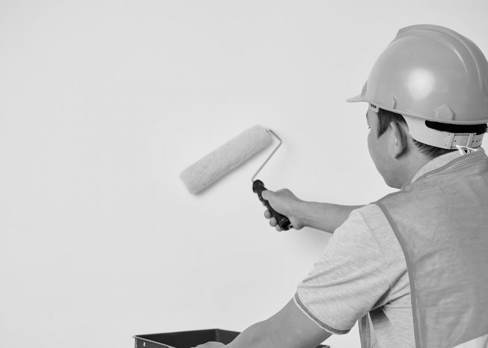 Man Painting Dispute Service Charge