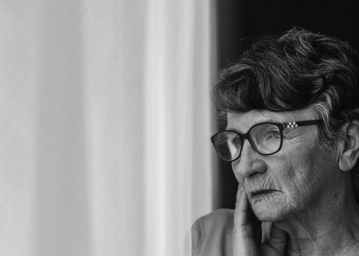 old Person Worried About The Risk of Power of Attorney